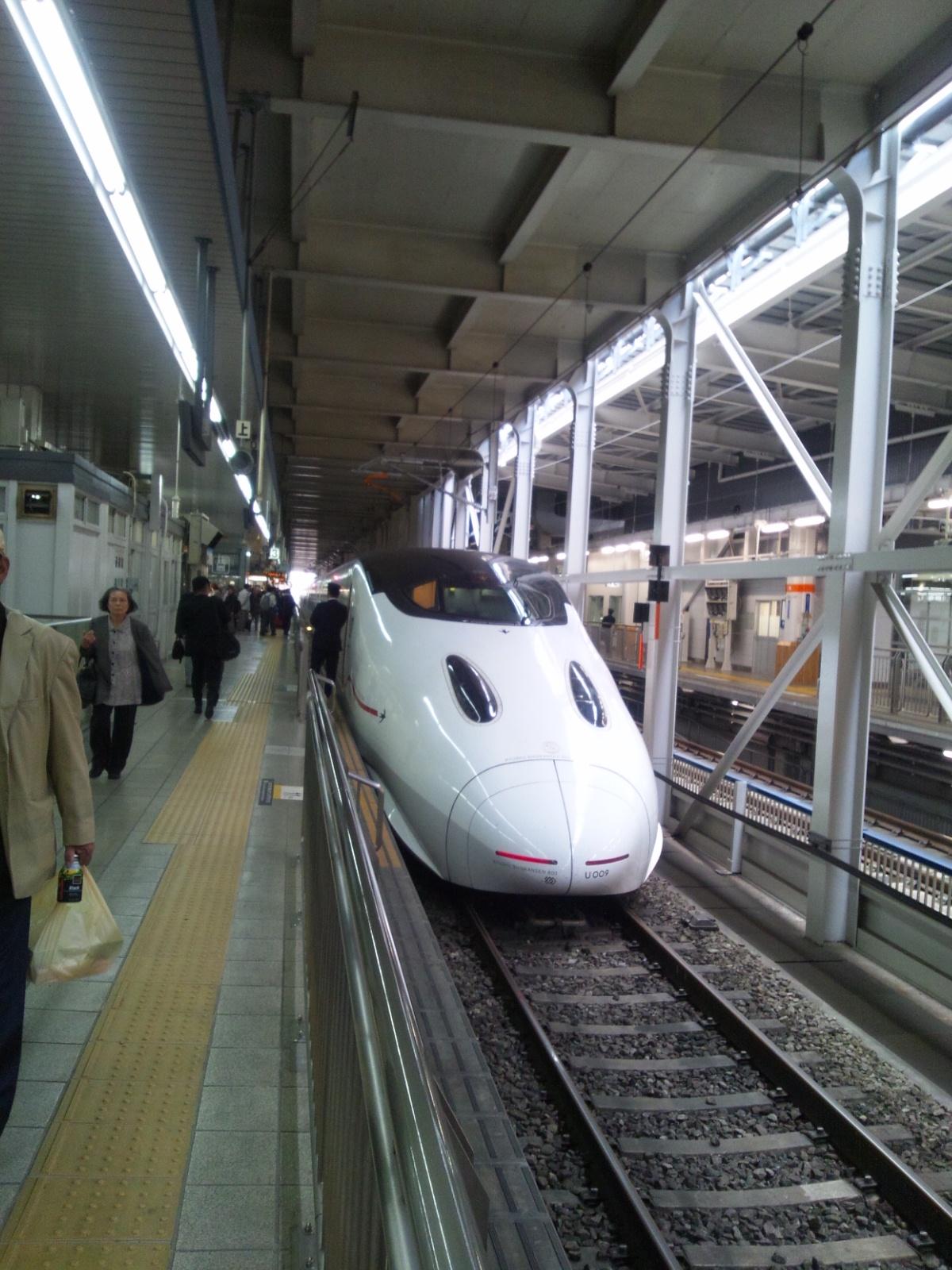 今度こそ九州新幹線